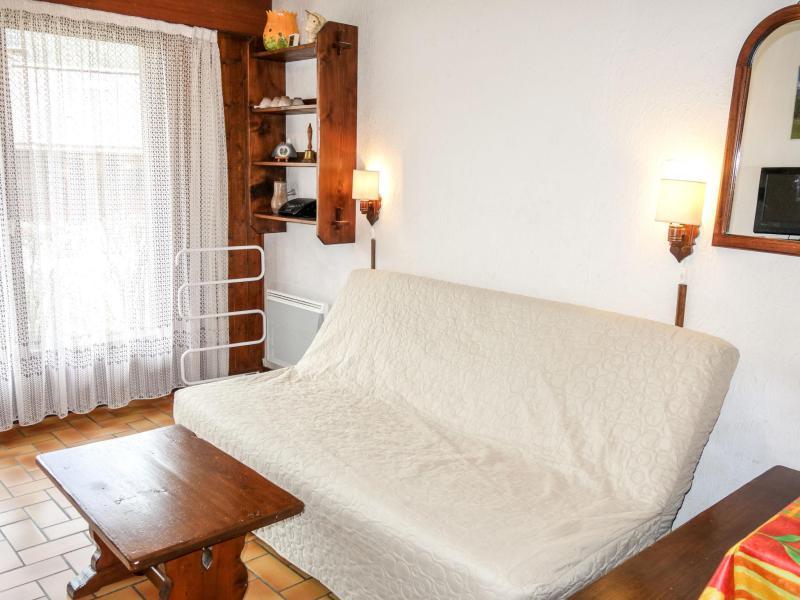 Vakantie in de bergen Appartement 1 kamers 4 personen (4) - Les Grets - Saint Gervais
