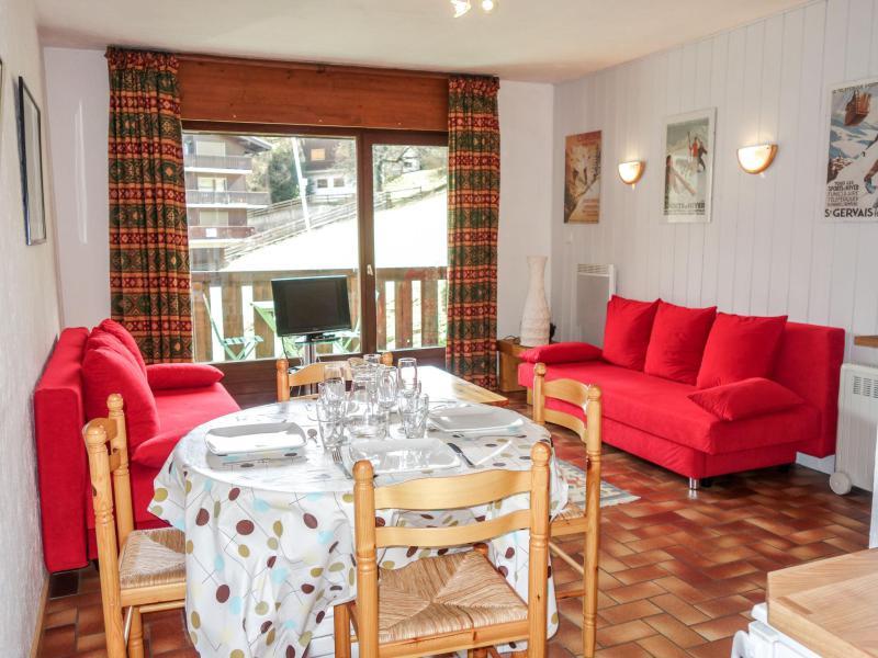 Vakantie in de bergen Appartement 2 kamers 4 personen (7) - Les Grets - Saint Gervais