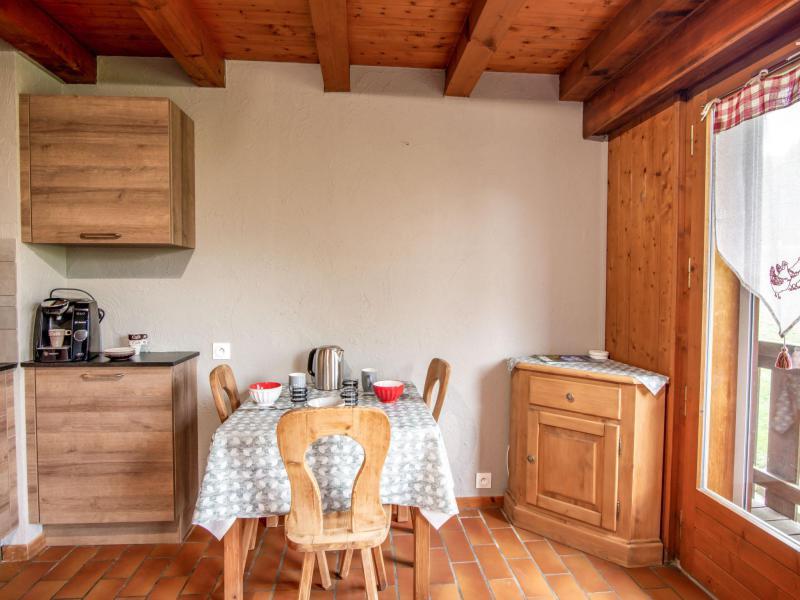 Vakantie in de bergen Appartement 1 kamers 3 personen (10) - Les Grets - Saint Gervais - Verblijf