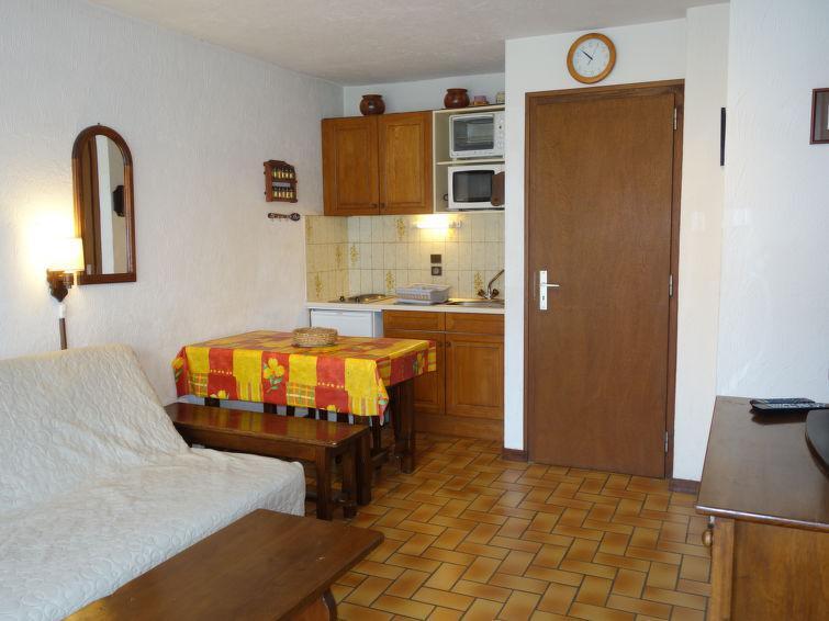Vakantie in de bergen Appartement 1 kamers 4 personen (4) - Les Grets - Saint Gervais - Verblijf