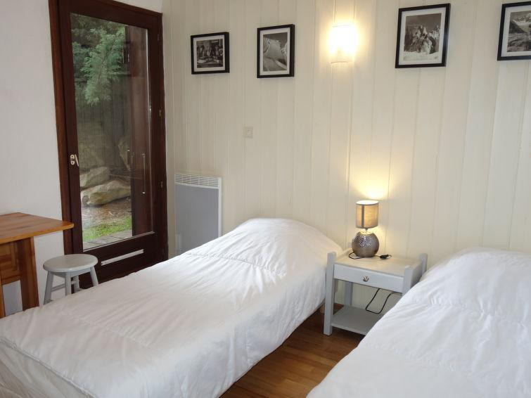 Vakantie in de bergen Appartement 2 kamers 4 personen (7) - Les Grets - Saint Gervais - Verblijf
