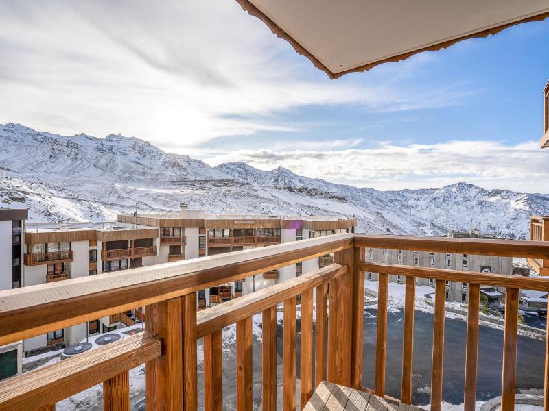 Vakantie in de bergen Appartement 2 kamers 6 personen (2) - Les Hauts de Chavière - Val Thorens - Verblijf