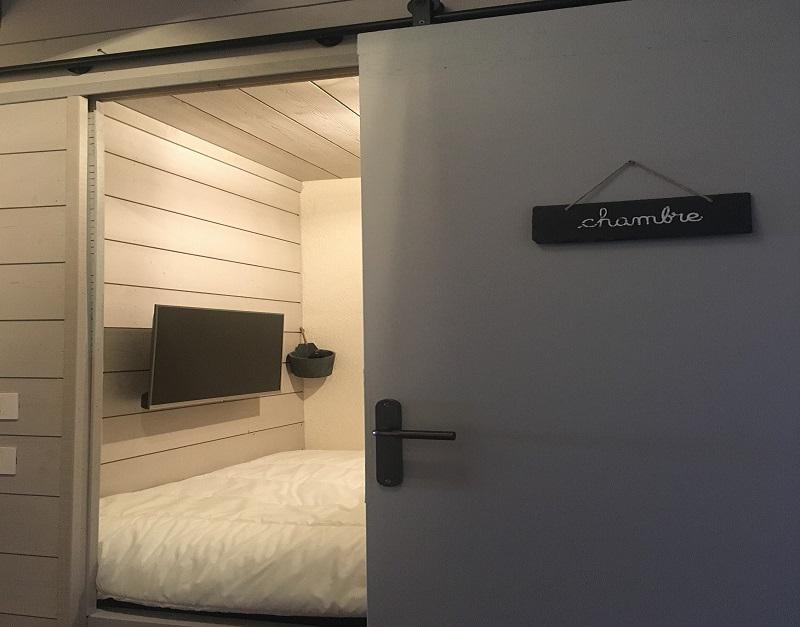 Vakantie in de bergen Studio mezzanine 6 personen (515) - Les Hauts de la Rosière - La Rosière