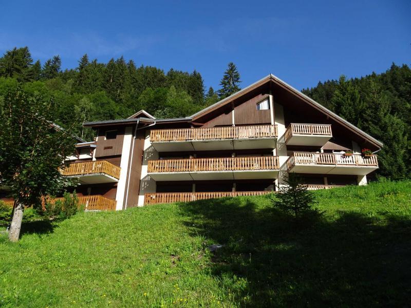 Vacaciones en montaña Les Hauts de Planchamp - Champagny-en-Vanoise - Verano