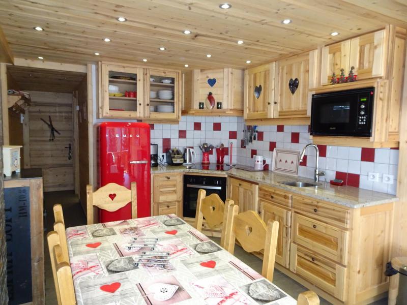 Vacaciones en montaña Apartamento 4 piezas para 6 personas (A6) - Les Hauts de Planchamp - Champagny-en-Vanoise