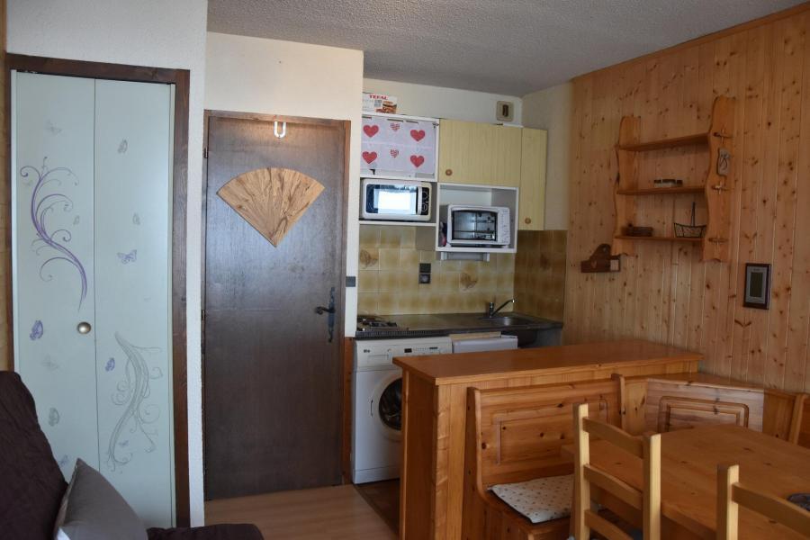 Vacaciones en montaña Estudio para 3 personas (D6) - Les Hauts de Planchamp - Champagny-en-Vanoise