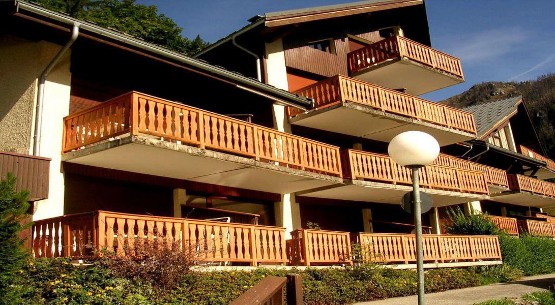 Vacances en montagne Les Hauts de Planchamp - Ancoli - Champagny-en-Vanoise - Extérieur été
