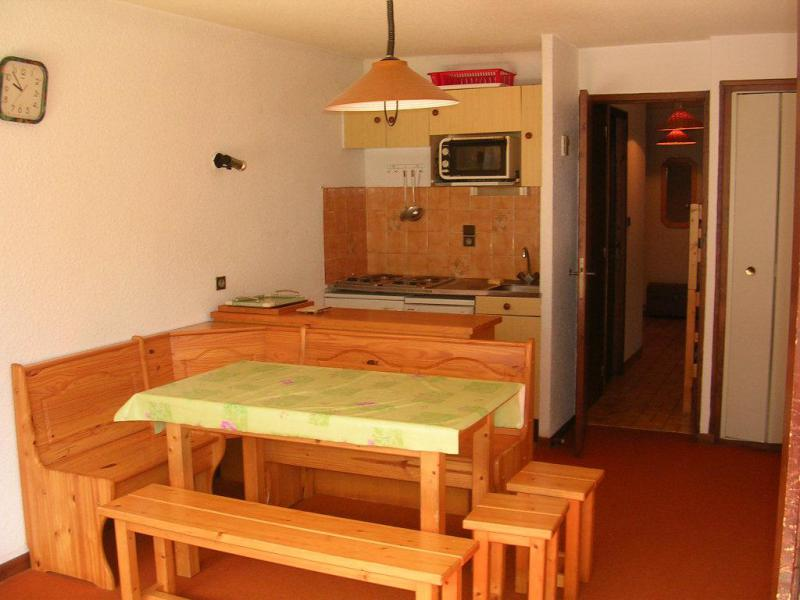 Vacances en montagne Studio coin montagne 6 personnes (A031CL) - Les Hauts de Planchamp - Ancoli - Champagny-en-Vanoise