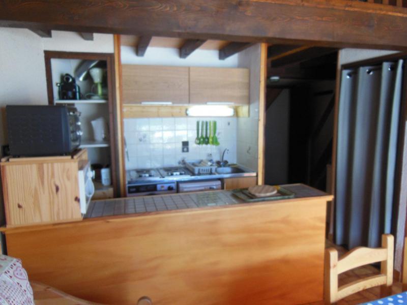 Vacances en montagne Appartement 2 pièces mezzanine 5 personnes (A039CL) - Les Hauts de Planchamp - Ancoli - Champagny-en-Vanoise - Kitchenette