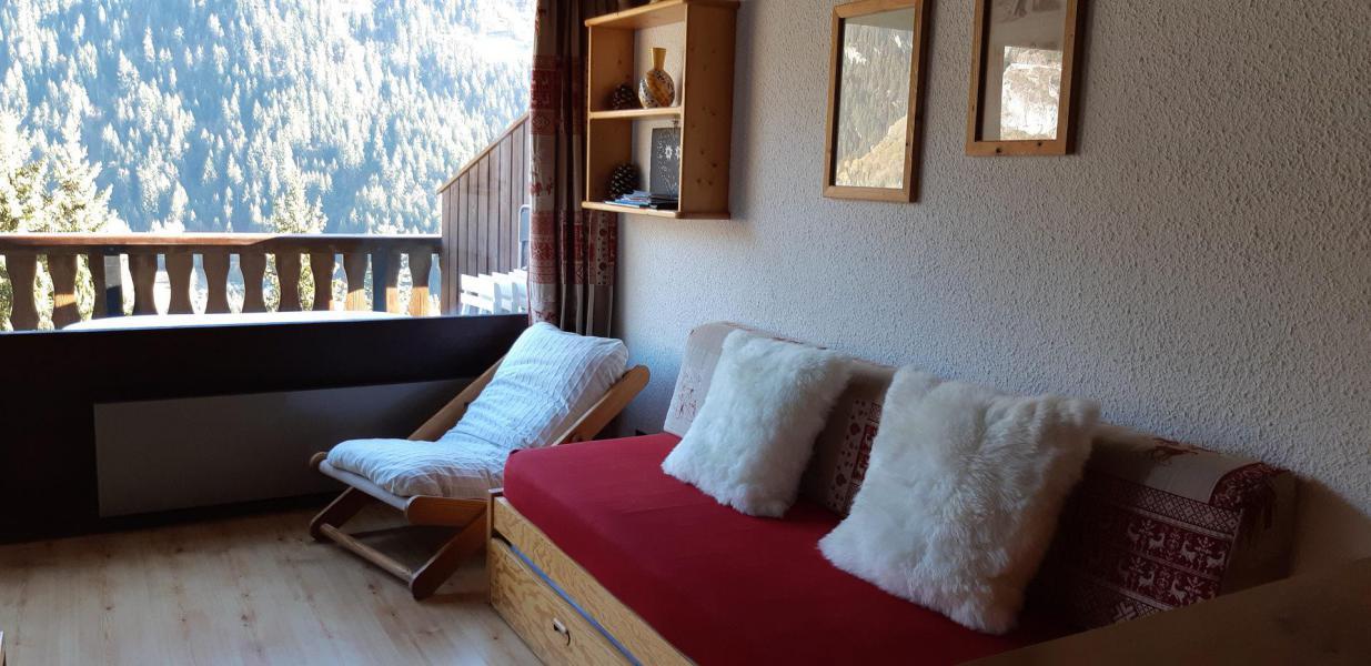 Vacances en montagne Appartement 3 pièces coin montagne 8 personnes (A041CL) - Les Hauts de Planchamp - Ancoli - Champagny-en-Vanoise - Séjour
