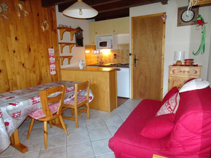 Wakacje w górach Apartament 3 pokojowy 4 osób (D18) - Les Hauts de Planchamp - Champagny-en-Vanoise - Aneks kuchenny