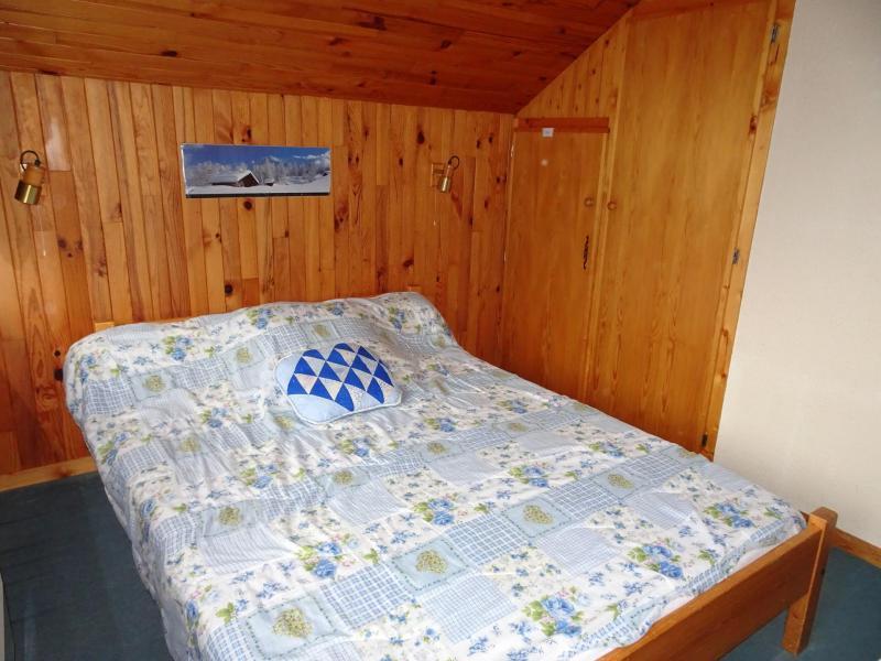 Wakacje w górach Apartament 3 pokojowy 4 osób (D18) - Les Hauts de Planchamp - Champagny-en-Vanoise - Łóżkem małżeńskim