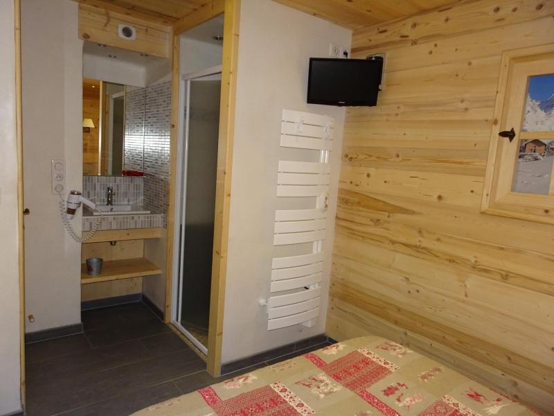 Vacaciones en montaña Apartamento 4 piezas para 6 personas (A6) - Les Hauts de Planchamp - Champagny-en-Vanoise - Cuarto de baño con ducha