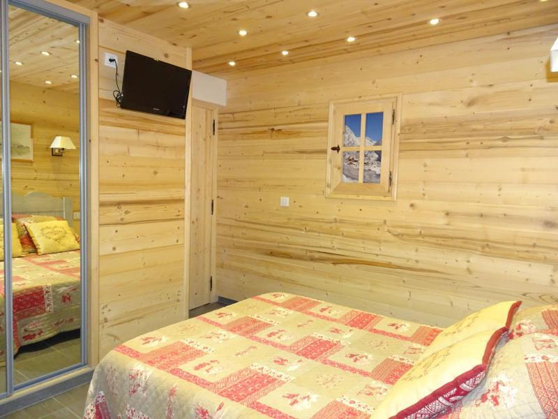 Vacaciones en montaña Apartamento 4 piezas para 6 personas (A6) - Les Hauts de Planchamp - Champagny-en-Vanoise - Habitación