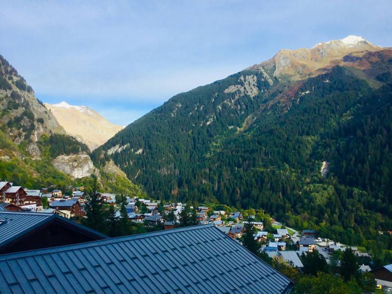 Location au ski Les Hauts de Planchamp - Bruyères - Champagny-en-Vanoise - Extérieur été