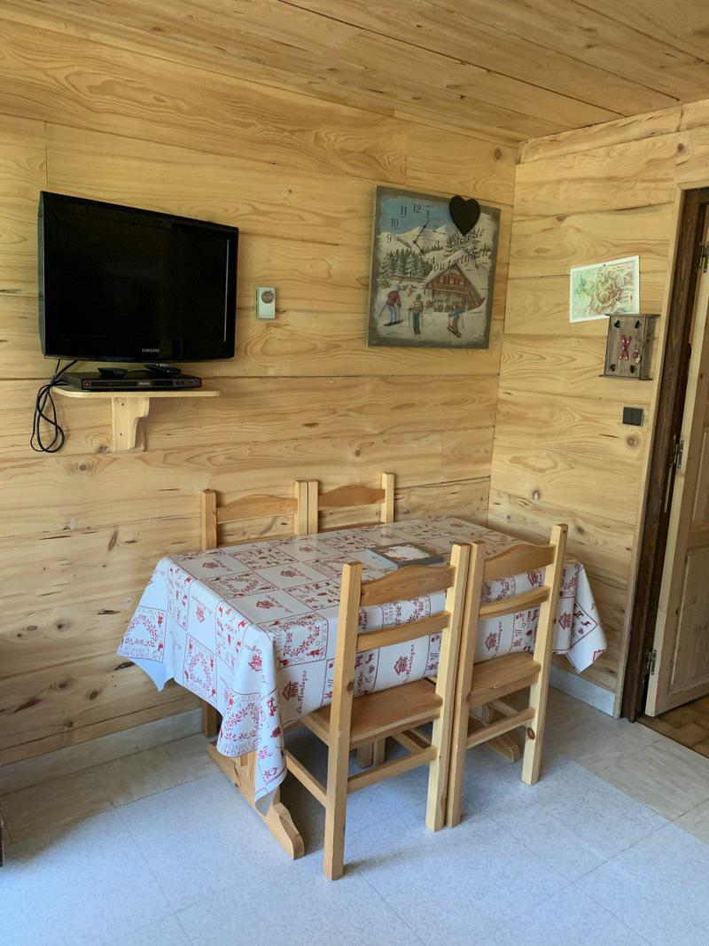 Wakacje w górach Studio z alkową 3 osoby (B034CL) - Les Hauts de Planchamp - Bruyères - Champagny-en-Vanoise