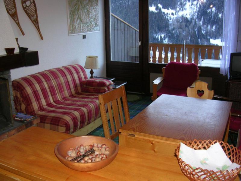 Wakacje w górach Apartament duplex 3 pokojowy 6 osób (B049CL) - Les Hauts de Planchamp - Bruyères - Champagny-en-Vanoise - Zakwaterowanie