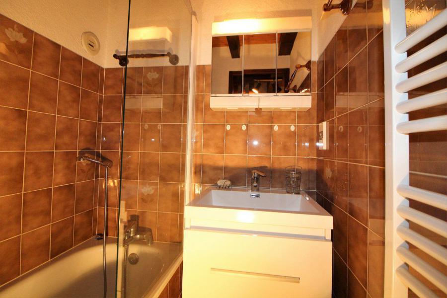 Vacances en montagne Appartement duplex 3 pièces 6 personnes (B049CL) - Les Hauts de Planchamp - Bruyères - Champagny-en-Vanoise - Baignoire