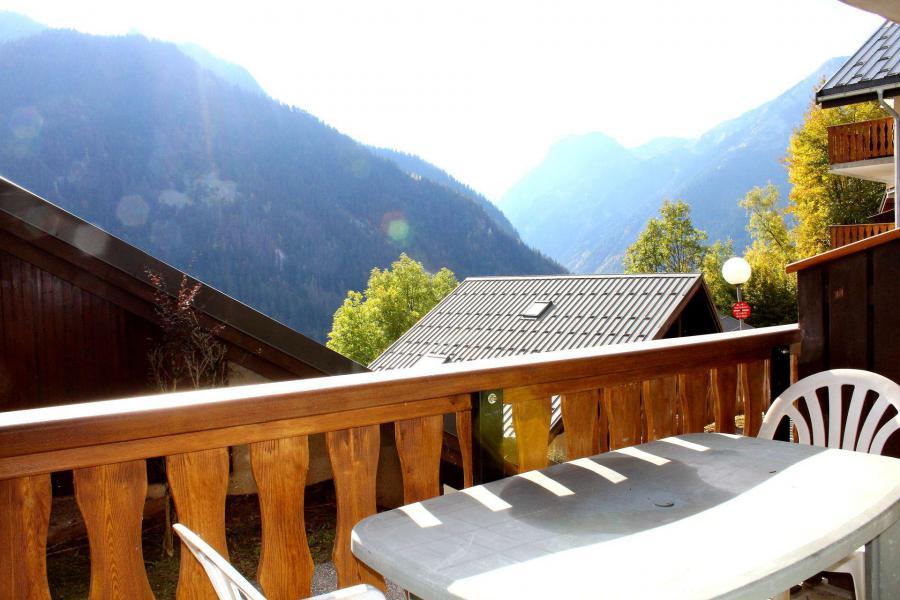 Wakacje w górach Studio z alkową 4 osoby (B003CL) - Les Hauts de Planchamp - Bruyères - Champagny-en-Vanoise - Balkon