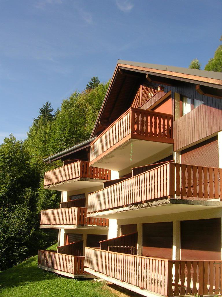 Vacances en montagne Les Hauts de Planchamp - Campanule - Champagny-en-Vanoise - Extérieur été