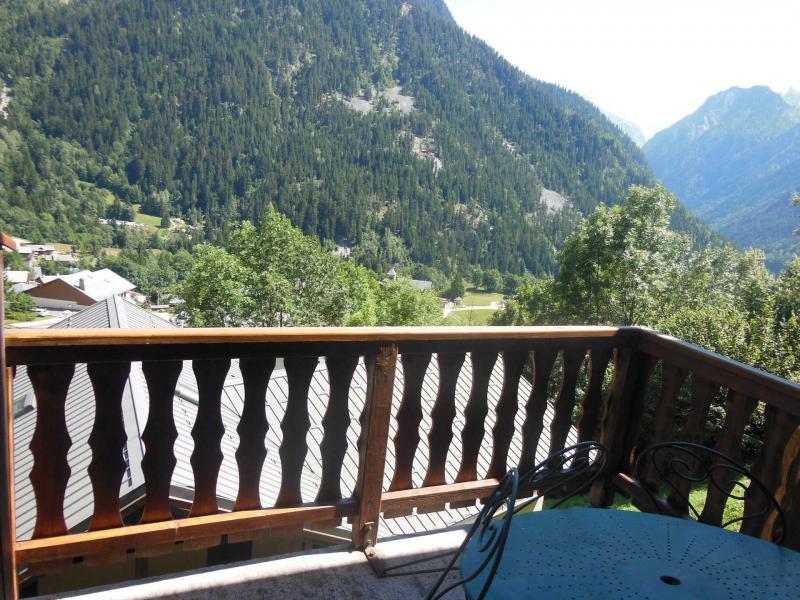 Location au ski Appartement duplex 3 pièces 6 personnes (D023CL) - Les Hauts de Planchamp - Campanule - Champagny-en-Vanoise - Extérieur été