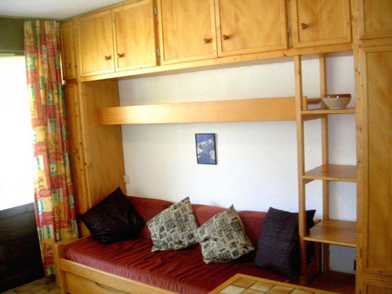 Vacances en montagne Appartement 2 pièces 5 personnes (C003CL) - Les Hauts de Planchamp - Campanule - Champagny-en-Vanoise - Banquette-lit