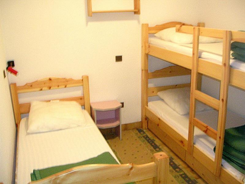 Vacances en montagne Appartement 2 pièces 5 personnes (C003CL) - Les Hauts de Planchamp - Campanule - Champagny-en-Vanoise - Lits superposés