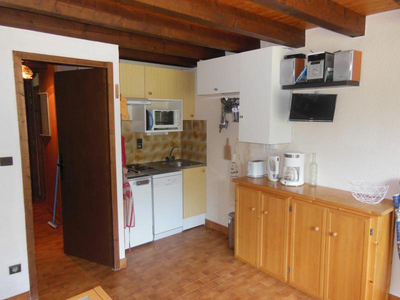 Vacances en montagne Appartement duplex 3 pièces 6 personnes (D023CL) - Les Hauts de Planchamp - Campanule - Champagny-en-Vanoise - Kitchenette
