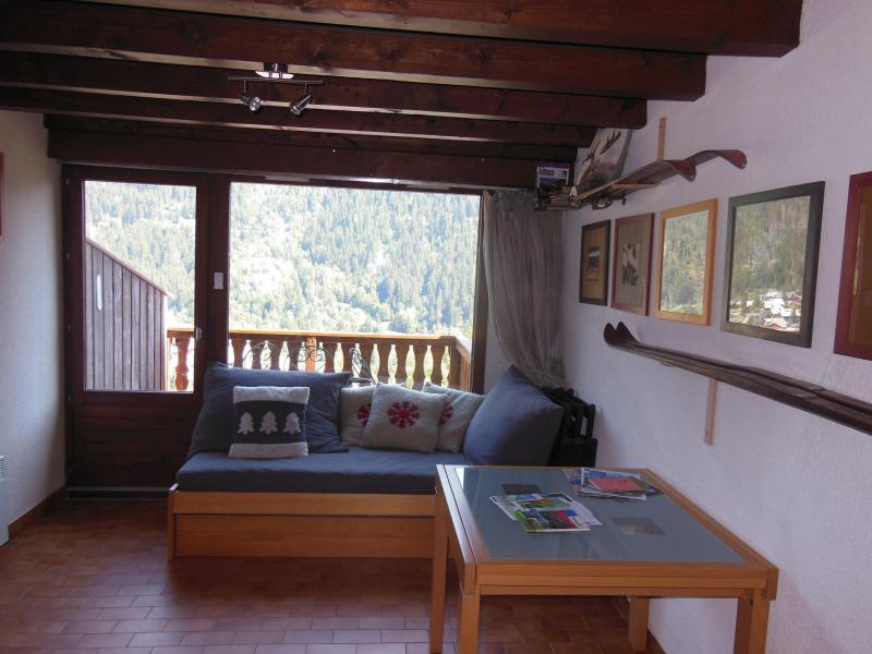 Vacances en montagne Appartement duplex 3 pièces 6 personnes (D023CL) - Les Hauts de Planchamp - Campanule - Champagny-en-Vanoise - Séjour