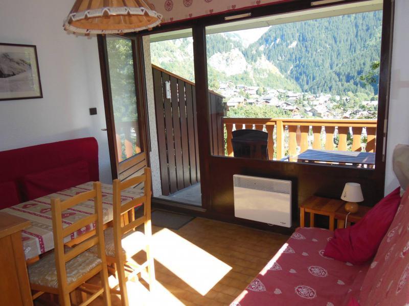 Vacances en montagne Studio coin montagne 3 personnes (C006CL) - Les Hauts de Planchamp - Campanule - Champagny-en-Vanoise - Séjour