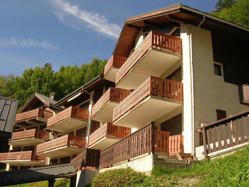 Location au ski Les Hauts de Planchamp - Dryades - Champagny-en-Vanoise - Extérieur été