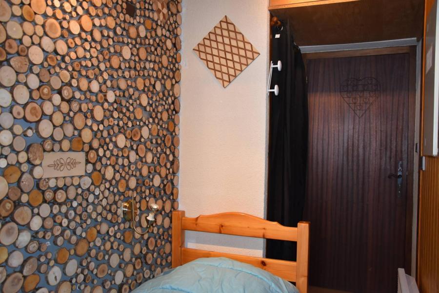 Vacaciones en montaña Estudio para 3 personas (D6) - Les Hauts de Planchamp - Champagny-en-Vanoise - Cama individual