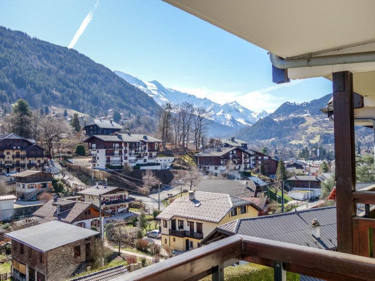 Holiday in mountain resort 2 room apartment 6 people (3) - Les Hauts de St Gervais - Saint Gervais - Accommodation