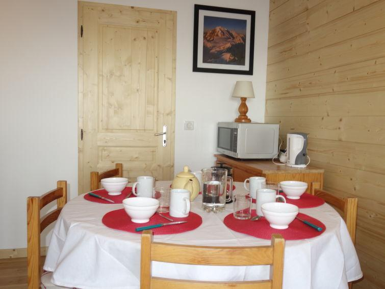 Holiday in mountain resort 2 room apartment 6 people (8) - Les Hauts de St Gervais - Saint Gervais - Accommodation