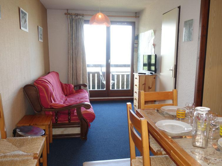Holiday in mountain resort 2 room apartment 6 people (9) - Les Hauts de St Gervais - Saint Gervais - Summer outside