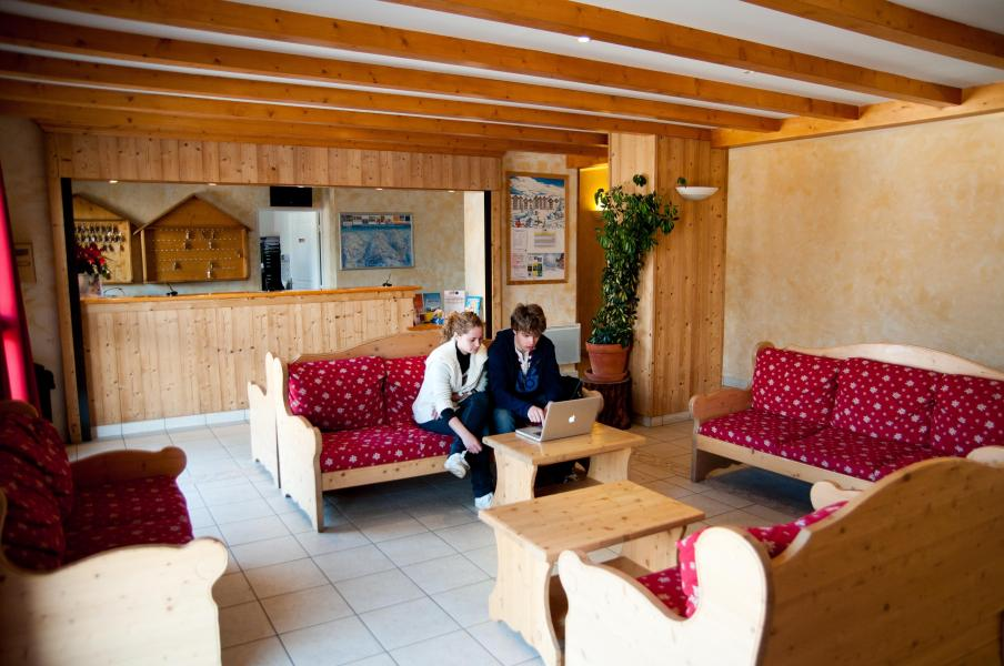 Vacances en montagne Les Hauts de Valmeinier - Valmeinier - Réception