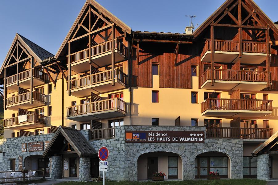 Vacances en montagne Les Hauts de Valmeinier - Valmeinier - Extérieur été