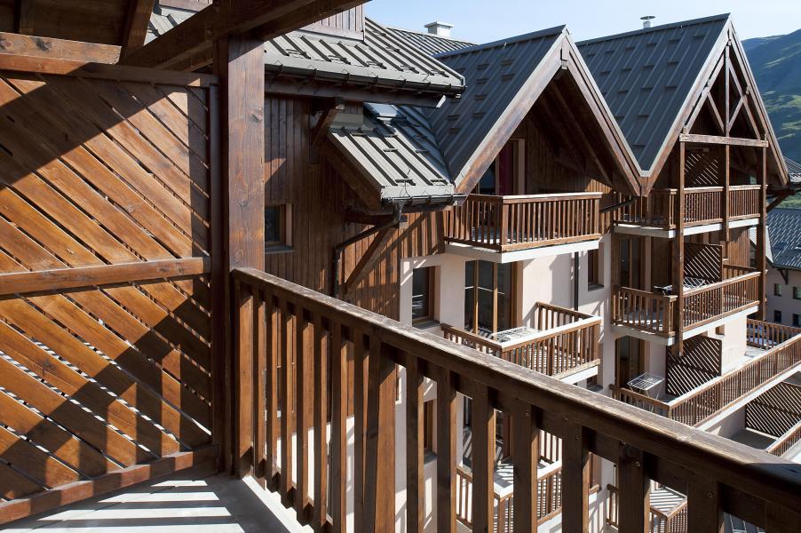 Vakantie in de bergen Les Hauts de Valmeinier - Valmeinier - Balkon