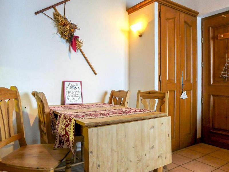 Holiday in mountain resort 2 room apartment 4 people (4) - Les Hauts des Chavants - Les Houches - Accommodation