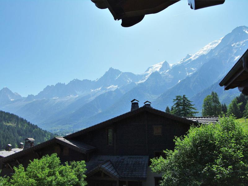 Vakantie in de bergen Appartement 4 kamers 7 personen (2) - Les Hauts des Chavants - Les Houches - Verblijf