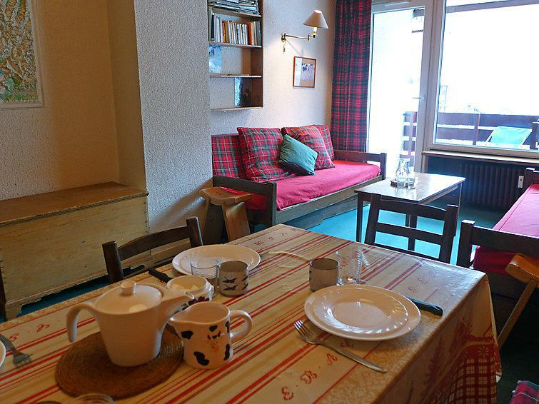 Holiday in mountain resort 2 room apartment 4 people (4) - Les Hauts du Val Claret - Tignes - Accommodation