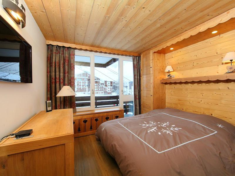 Holiday in mountain resort 2 room apartment 6 people (17) - Les Hauts du Val Claret - Tignes - Accommodation