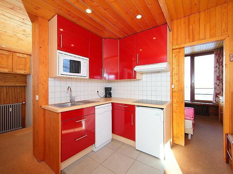 Holiday in mountain resort 3 room apartment 7 people (6) - Les Hauts du Val Claret - Tignes - Accommodation