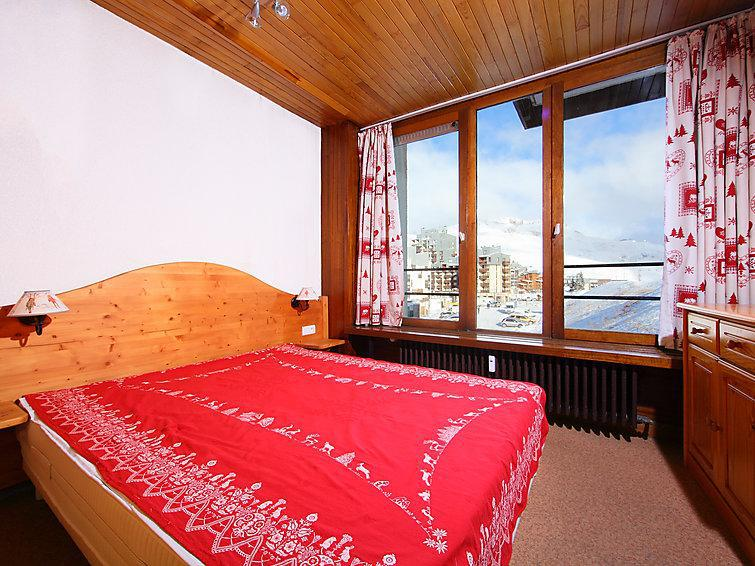 Holiday in mountain resort 3 room apartment 7 people (6) - Les Hauts du Val Claret - Tignes - Summer outside