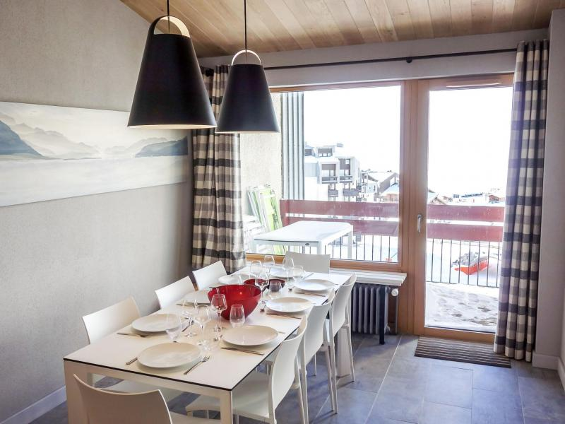 Holiday in mountain resort 5 room apartment 8 people (21) - Les Hauts du Val Claret - Tignes - Accommodation