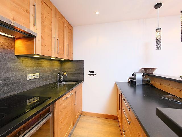 Vakantie in de bergen Appartement 2 kamers 6 personen (17) - Les Hauts du Val Claret - Tignes - Verblijf