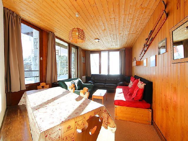 Vakantie in de bergen Appartement 3 kamers 7 personen (6) - Les Hauts du Val Claret - Tignes - Verblijf