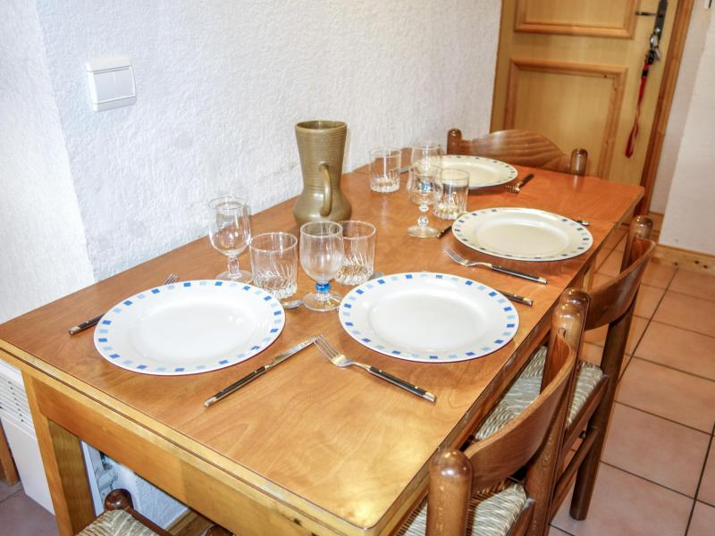 Holiday in mountain resort 2 room apartment 4 people (1) - Les Jardins Alpins - Saint Gervais - Accommodation