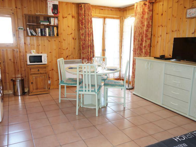 Holiday in mountain resort 2 room apartment 4 people (4) - Les Jardins Alpins - Saint Gervais - Accommodation