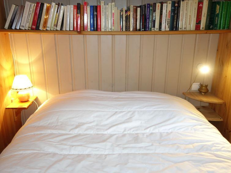 Urlaub in den Bergen 2-Zimmer-Appartment für 4 Personen (1) - Les Jardins Alpins - Saint Gervais - Unterkunft